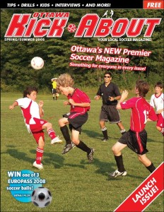 1st Issue - Spring 2008
