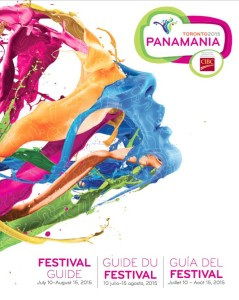 Panamania Festival Guide Cover