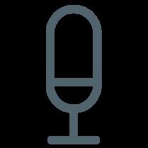 logo - microphone 1