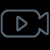 logo - video camera